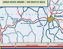 Endless Interstate CD Packaging