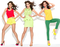 spring 2013 home page campaign for BEYOND THE RACK