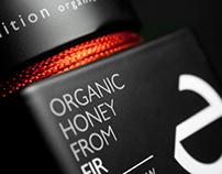 PREMIUM HONEY Packaging design