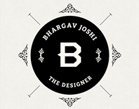 The Digital Portfolio of Bhargav Joshi