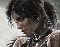 Tomb Raider: Gathering Courage