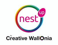NEST'up by Creative Wallonia