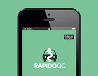RapidoQC application