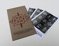 Voodoo Spirits Stamp Sheet