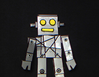 Stop Motion Animation: A Robot Love Story