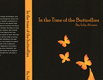 Book Cover Design – In The Time of the Butterflies