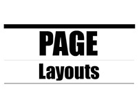Page Layout Design