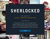 Sherlocked: Instagram Campaign