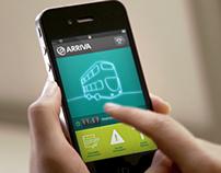 Arriva Bus Navigation App