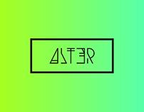 ALTER - Free Typeface