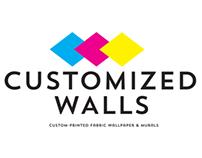 Customized Walls - Rebrand