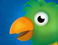 Mascot Parrot