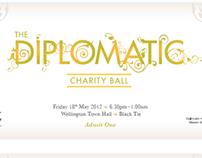Charity ticket design
