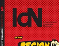 IdN magazine 2011