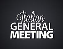 iGM - italian General Meeting