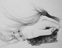 Some Random Sketches 2013