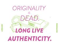 Originality Is Dead