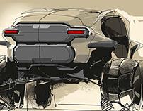 2025 Honda Iron Truck Challenger