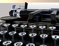 Royal 5 Typewriter