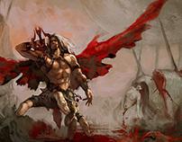 Hand- warrior
