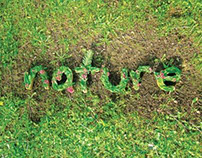 Nature / Experimental Typography
