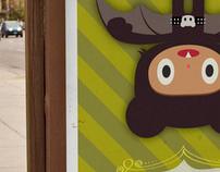 Como Zoo: Zoo Boo Campaign