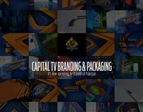 Capital TV Branding
