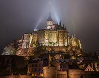 Still Life of Le Mont Saint Michel