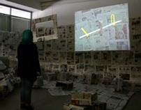 Peer Pressure || Media Installation