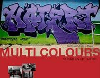Multi Colours: Verhalen uit Hatert