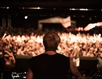 Richie Hawtin Live in South Africa
