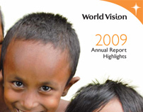 World Vision Canada Annual Report 2009