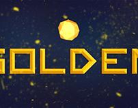 Golden - Wallpaper