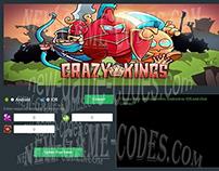 Crazy Kings Hack [2015] [Cards/Gems]