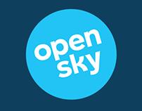 OpenSky.com Visual Design