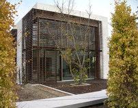 DHE House (Madrid, Spain)