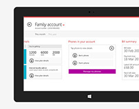 Vodafone – Windows 8 Style Guide