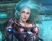 Galaxy Assault - Concepts