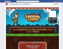 Facebook Contest Application