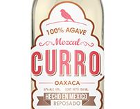 Mezcal Curro | Branding