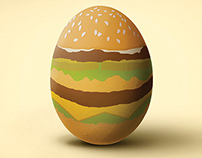 McDonald's - Easter tweet