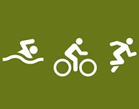 Oklahoma City Triathlon: Branding Concept