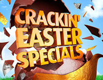 Foodworks Easter Egg