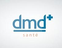 DMD Sante Projection Animation