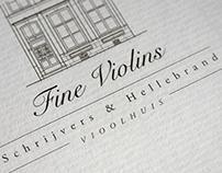 Logo 'Fine Violins'