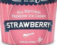The Fresh Market Premium Ice Cream
