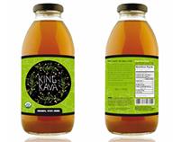 King Kava Package Design