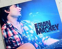 Singer/Songwriter Brian Mackey