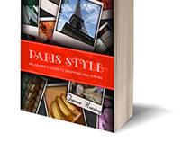 Paris Style Book Cover Design