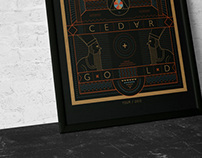 Tristan Prettyman | cedar + gold tour